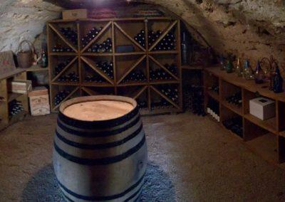 Aménagement cave à vin-Belmont de la Loire