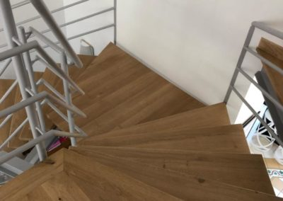 Agencement escalier Belmont de la Loire