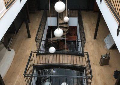Agencement Escalier dans le Rhône